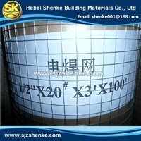 Hot Professional China Best Galvanized Barbecue Grill Wire Mesh