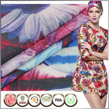 High quality IAF Korean Textile design different types of prints on fabric