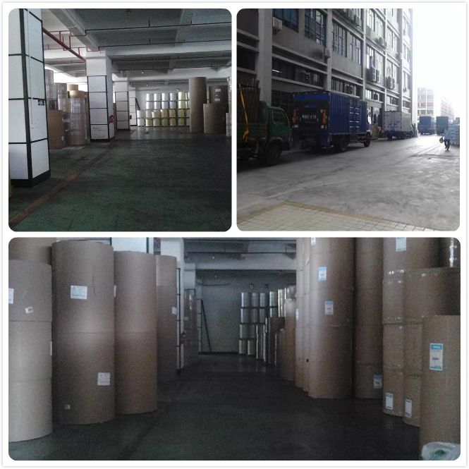 BPA-free Thermal Receipt Paper, Thermal Paper Factory in China
