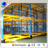 Great Load Capatity Warehouses Quality Shelving Mobil Steel Divider Shelves