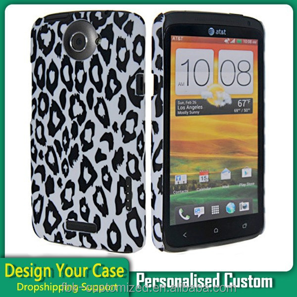 2015 OEM Case!!! High Quality Customized Case for HTC ONE X