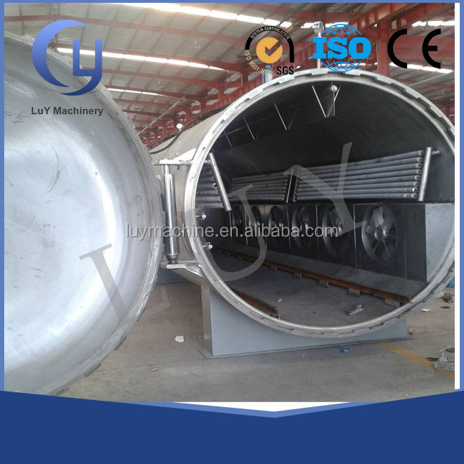 6-8 cubic meter Lumber Drying Kiln And Dryer Equipment
