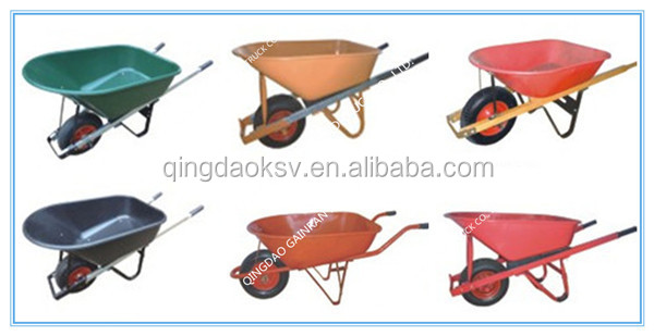 Manufacturer Environmental Cheap Small Children Metal Kids Wheel Barrow