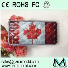 Personized mobile phone jean flip cover for iphone