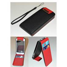 Flip Leather Credit Card Case For iPhone5S 5C, For Apple iPhone 5S 5C Protect Case
