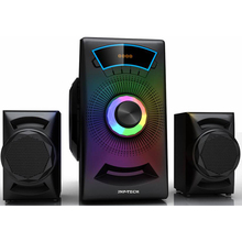 Remote Control 2.1 Speaker System Gaming and Multimedia PC speakers