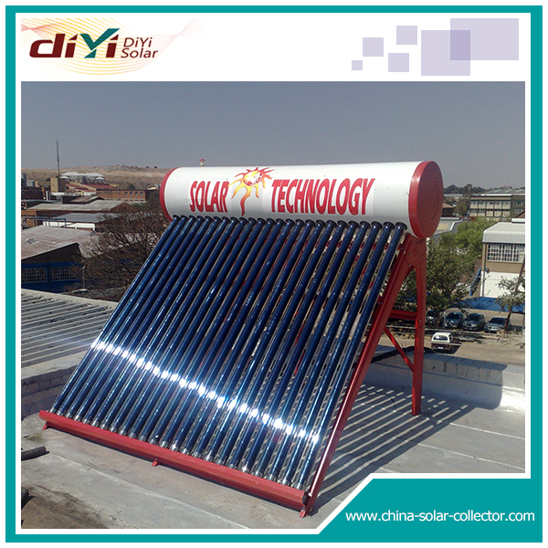 CE and Other approved del calentador de agua caliente solar