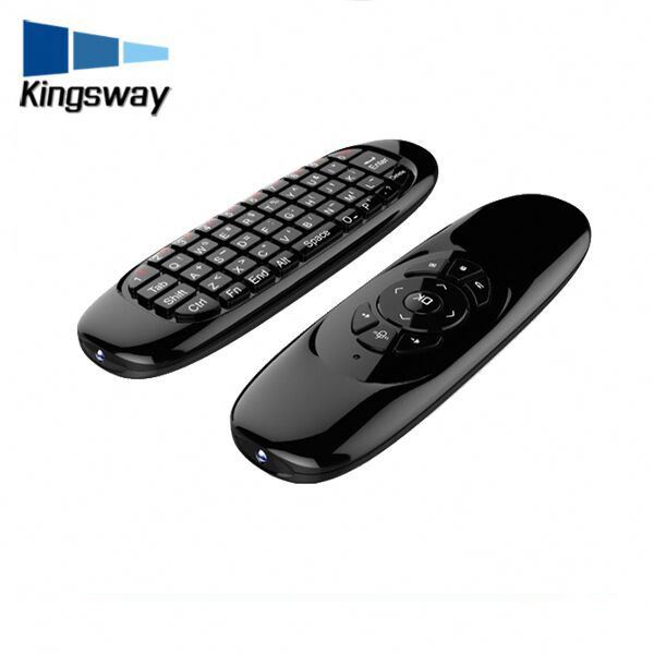 3D Air Mouse Portable 2.4G Wireless Android Tv Dongle Remote Control Keyboard C120