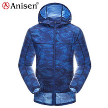 chinese supplier uv protective waterproof camo man jacket