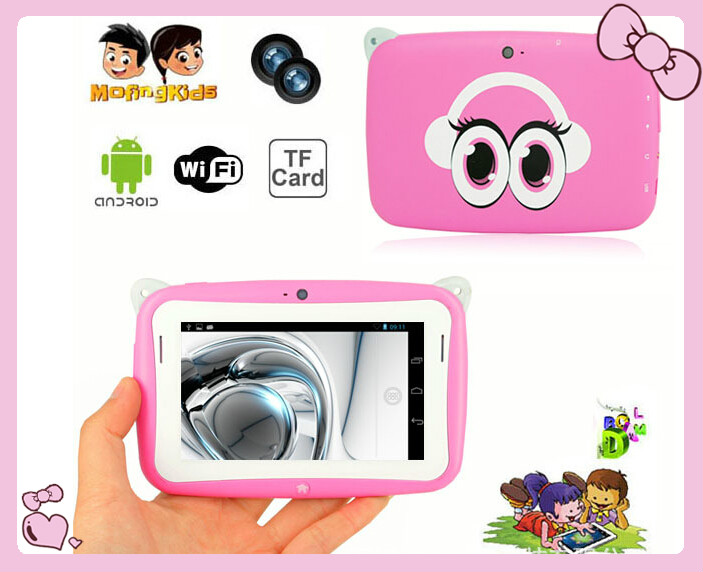 2016 Hot Selling Children 4.3 Inch A13, A9-1Ghz 512 MB/4 GB Android Tablet PC