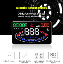 Other Consumer Electronics For Cars Speed Warning Alarm Digital Speedometer HUD Car Heads Up Display