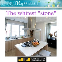 Best Quality white nano crystal white marble than types imported italian marble
