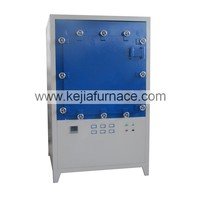 High Temperature Hydrogen Atmosphere Box Furnace/heat treating furnace