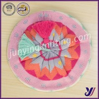 wholesale custom knit baby beanie factory sales(Accept custom)