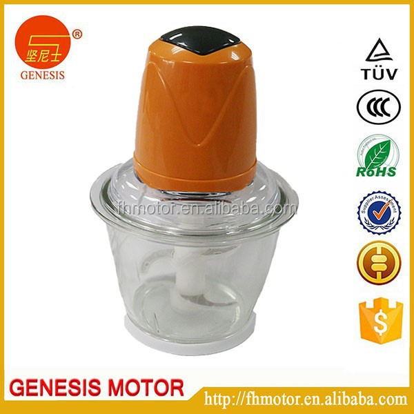 Food processor mini meat chopper/vegetable chopper