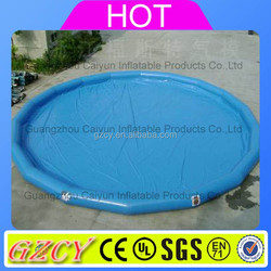 Round inflatable ball pool, inflatable pool table, inflatable pool toys