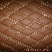 China universal synthetic leather for car