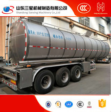 Factory price fuel,edible oil,petrol,diesel tanker trailer for sale