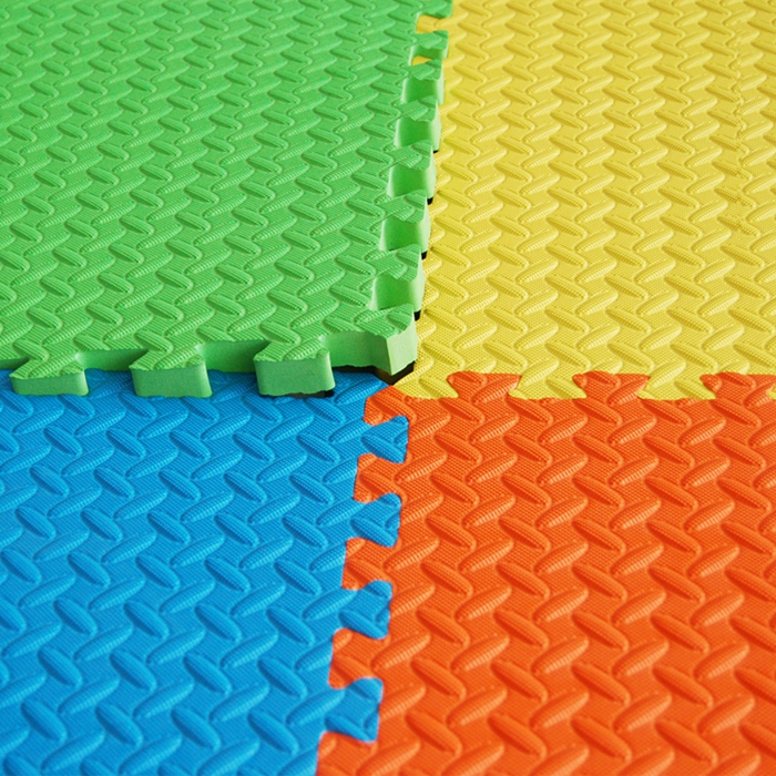 foam tile interlocking kids play EVA foam puzzle mat
