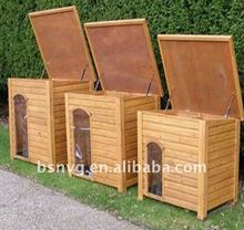 Wooden Simple Dog House