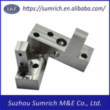 Customized high precision OEM CNC adjustment base plate