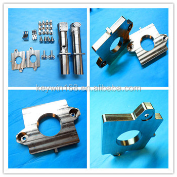 custom stainless steel spare parts