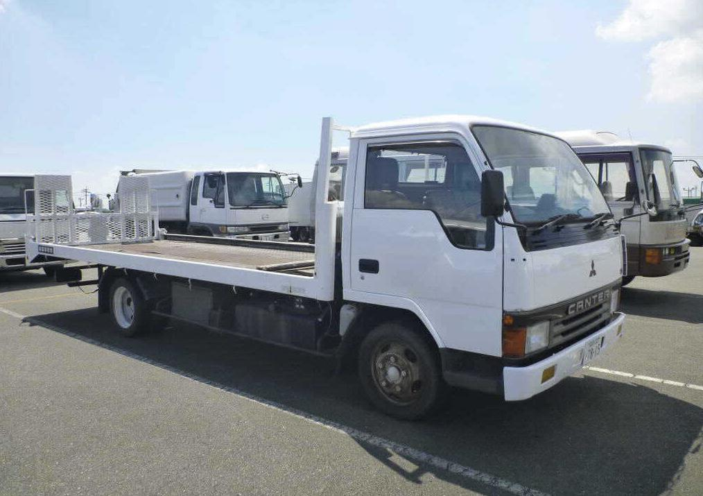 MITSUBISHI CANTER CAR CARRIER TRUCK / 4D33 ENGINE