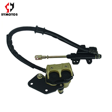 Dirt Bike 110cc Rear Brake Assembly Off-road Motorcycle Apollo pump Disc Brake Caliper Assembly