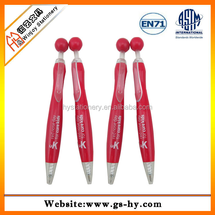 new design kids ballpen very cheap gift items