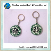 lovely cartoon rubber key chain/pvc soft keychain/key chain