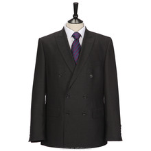 Men's Classic Fit Double Breasted Formal Suit