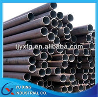 china hot rolled seamless steel pipe st37 st42 st52