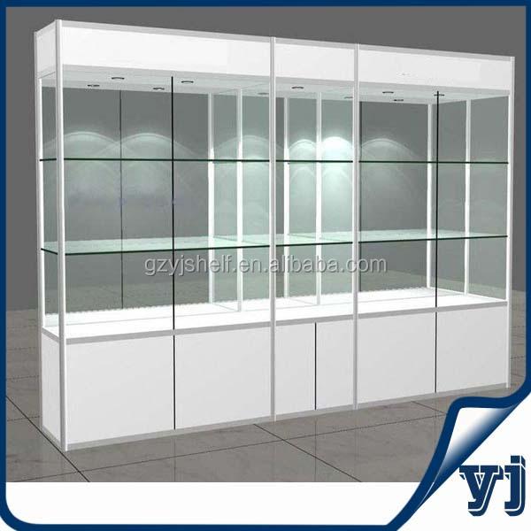 aluminum frame glass cabinet door with sliding door buy