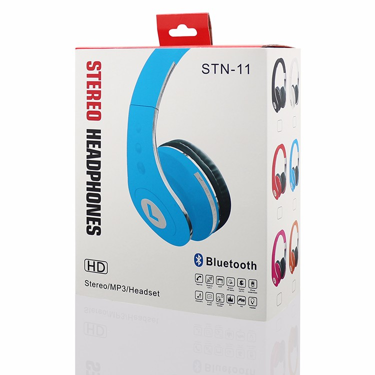 wholesale private stereo wireless headset bluetooth headphone without wire fo. Black Bedroom Furniture Sets. Home Design Ideas