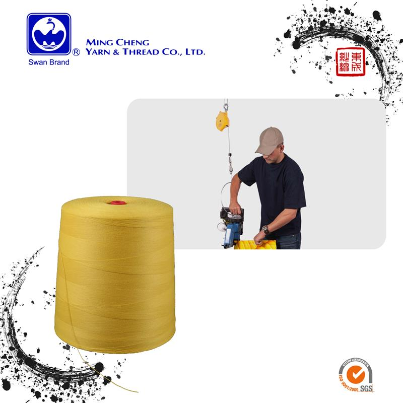 classic 100% polyester sewing threads on plastic tube with SGS certificate