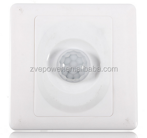 Automatic PIR Infrared Body Motion Sensor Switch for all Home LED light