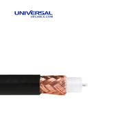 Tinned Copper Inner Conductor Coaxial Cable M17/6-RG 11 (RG11A/U)