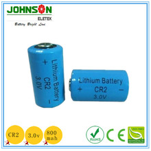 Wholesale rechargeable battery CR2 3.0V 400mah rechargeable battery