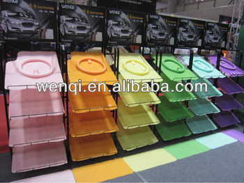 colorful car floor mat