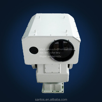 40X optical zoom long range ir ptz camera for border control