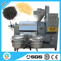 1-20tpd output mini cold press oil machine for sesame seed