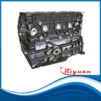 Cylinder Block 700P 4HK1 8980054437 For ISUZU