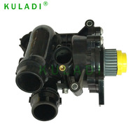 Engine Water Pump fit for Audi A3 A4 Q5 VW Passat Jetta Skoda EOS EA888 1.8T FSI 2.0T FSI OEM 06H 121 026 06H121026BA 06H121026
