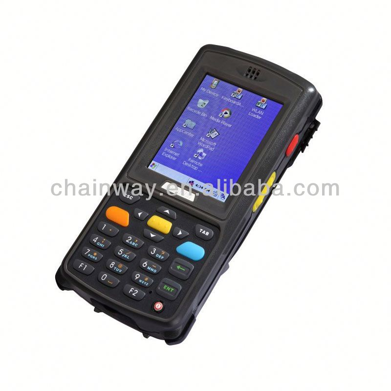 13.56MHz Reader-C2000 Portable RFID Reader-Handy E-Ticket Scanner With GPRS Wifi And Bluetooth CW
