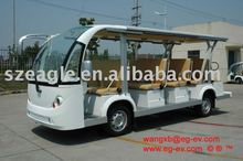 14 seats CE approved electric shuttle bus/mini bus/mini car/tour car/sight seeing car,14 seats EG6158K
