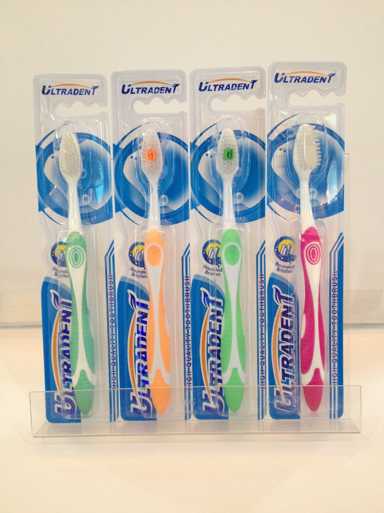 wholesale BULK toothbrush/careful and detailed toothbrush packaging