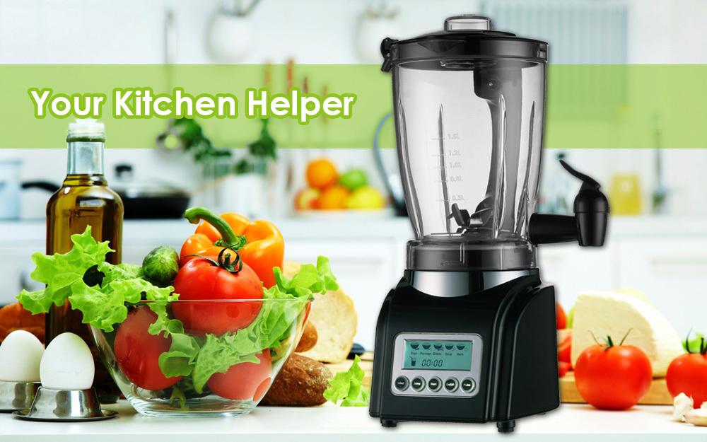 Powerful Kitchen Appliance As Seen on TV Blender Soup Maker ...