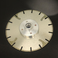 Diamond band saw blade for cutting stainless steel