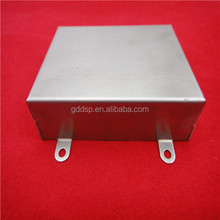 High precision good look Bending and Welding Small Metal Stamping Case fabrication