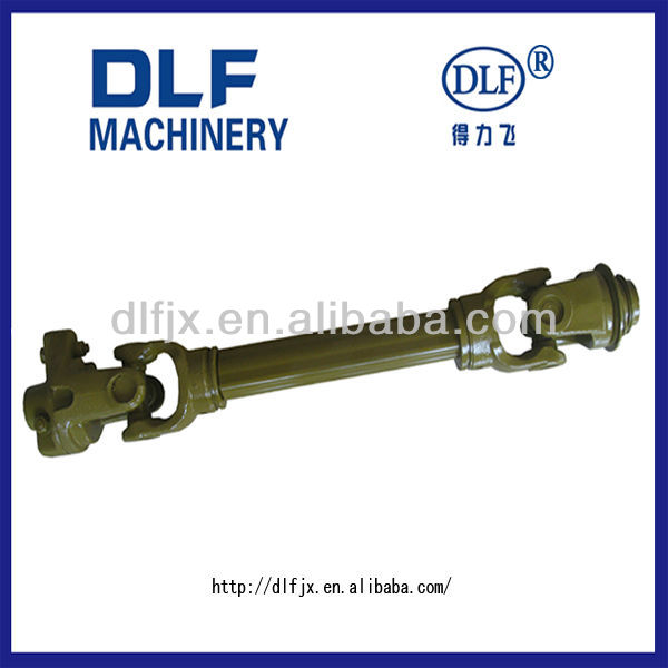 pto shafts (shear bolt) for bush hog